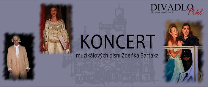 Koncert Hluboká