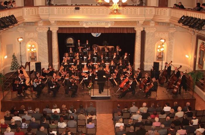 Plzeňská filharmoie