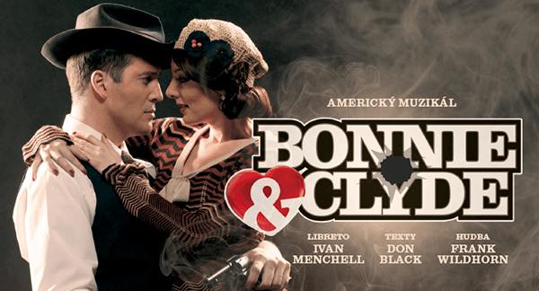 Bonnie a Clyde HDK logo