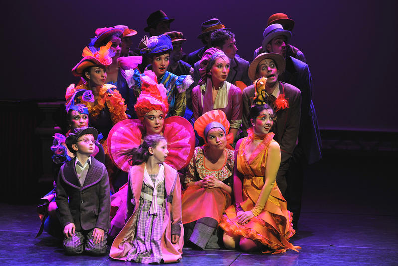 Mary Poppins, MdB