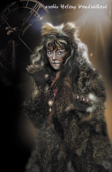 Helena Vondráčková jako Grizabella